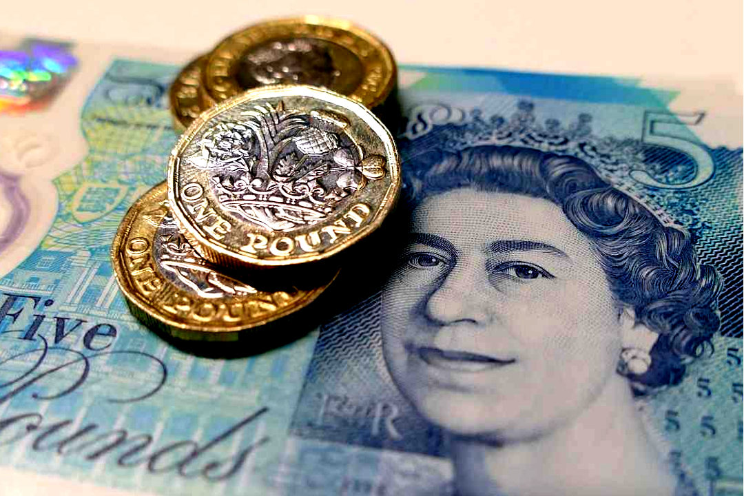currency pound sterling