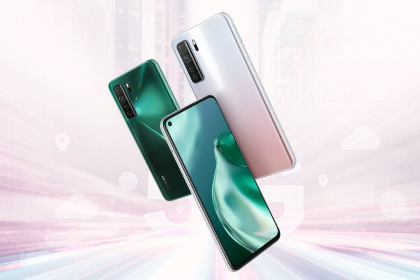 huawei p40 lite 5g 5g experience pl