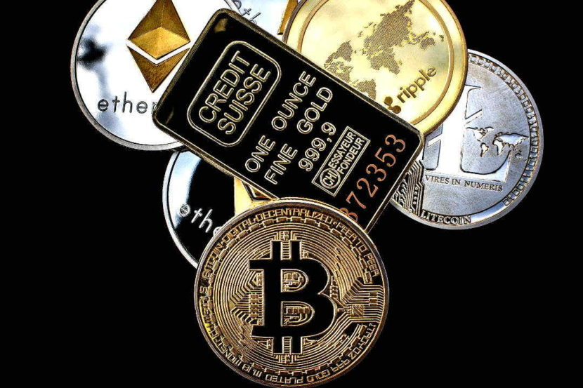 cryptocurrency gold